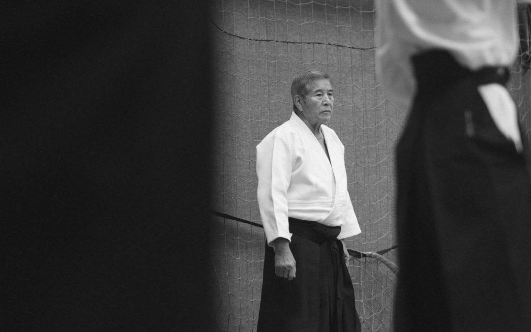 Shimizu Sensei Aikido Seminar